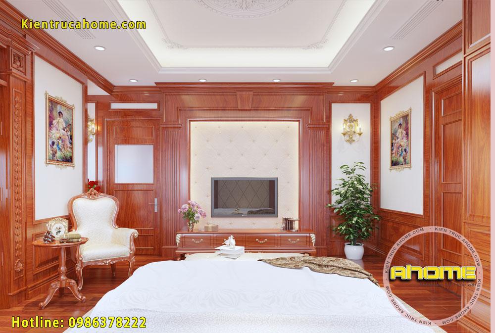 Mẫu nội thất Tân cổ điển đẹp NT20004(CĐT: Ông Quang- Quảng Ninh)