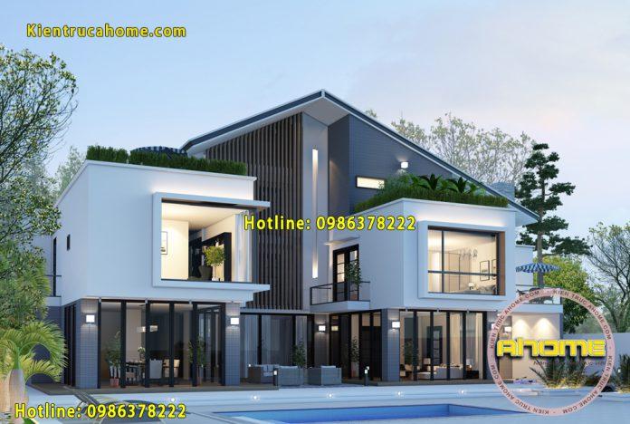 Dịch vụ tư vấn thiết kế biệt thự chuyên nghiệp của Ahome