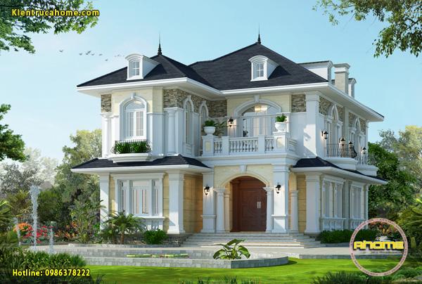 Công ty thiết kế biệt thự đẹp uy tín nhất Việt Nam