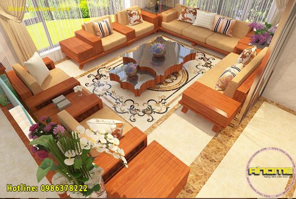 Thiết kế và thi công nội thất biệt thự chuyên nghiệp toàn quốc