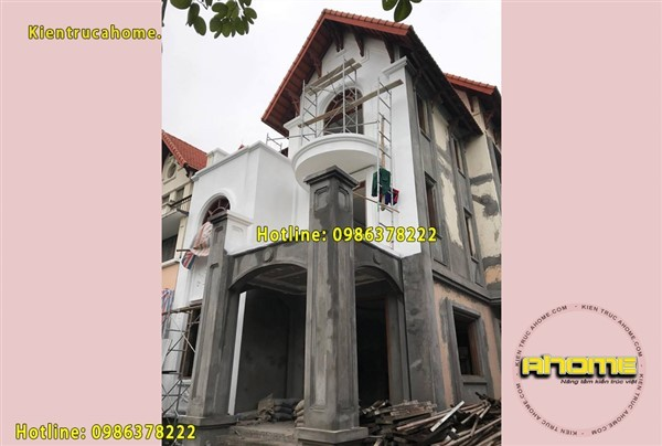 Cải tạo biệt thự trong Khu đô thị TC20039(CĐT: Ông Đạt- HN)