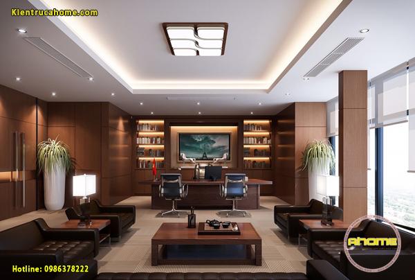 Mẫu nội thất văn phòng đẹp NT20029(CĐT: Ông Phước- TPHCM)