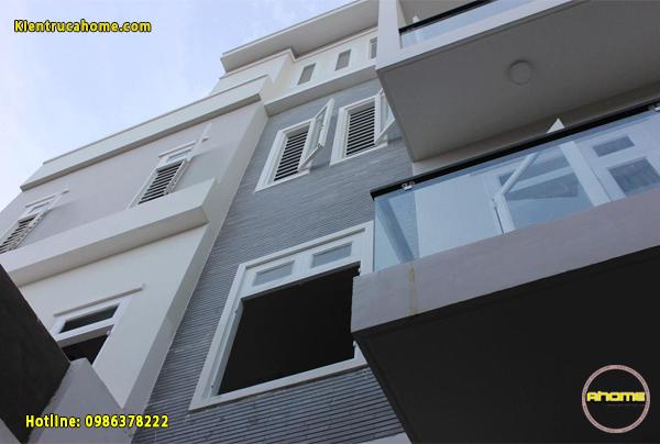 Thi công nhà phố 3 tầng hiện đại tại TPHCM TC20041