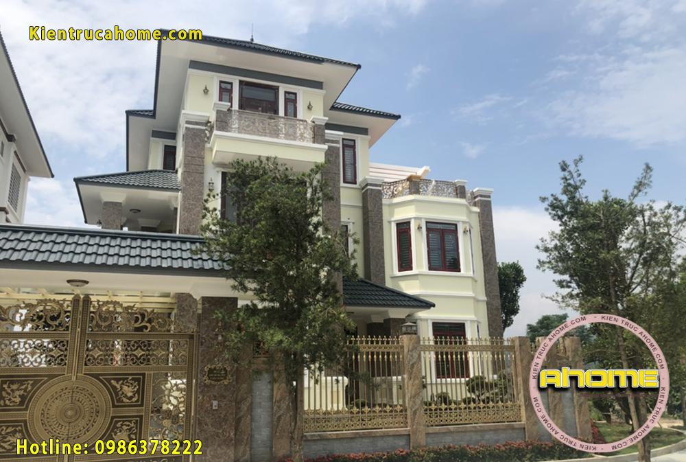 Công ty thiết kế nhà đẹp tại TPHCM-Ahome